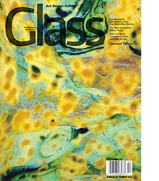 Hunting Grounds on the cover of GLASS